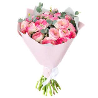 Букет «Розовая фантазия»